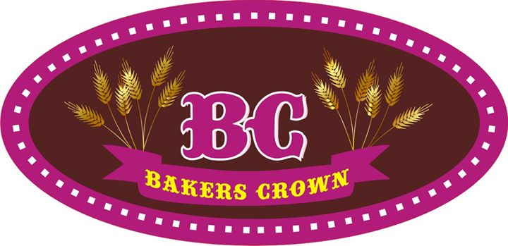 logo bakers crown