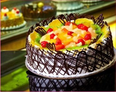 fresh-fruits cake gurgaon
